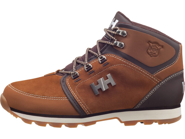 Helly Hansen Koppervik Shoes Herren crazy horse/coffe bean/natura/light gum